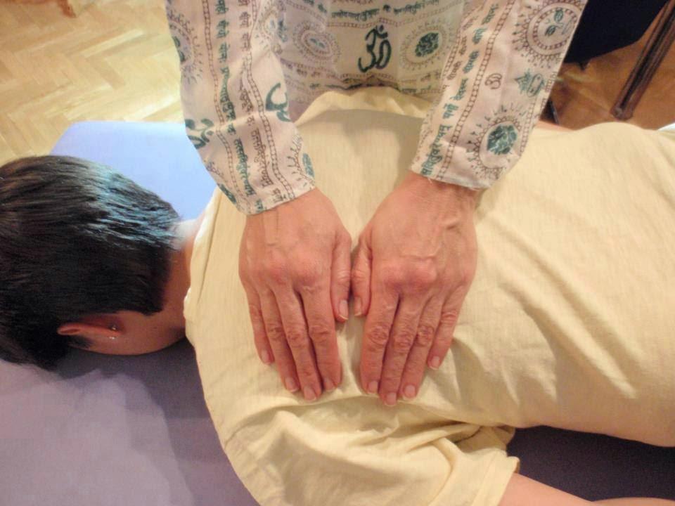 Sensaciones físicas cuando damos Reiki o después de una iniciación