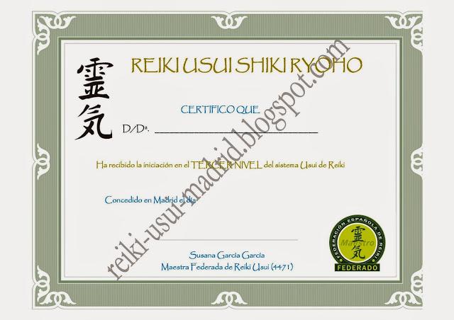 ¿Qué te enseño en el tercer nivel de Reiki (Maestría Interior)?