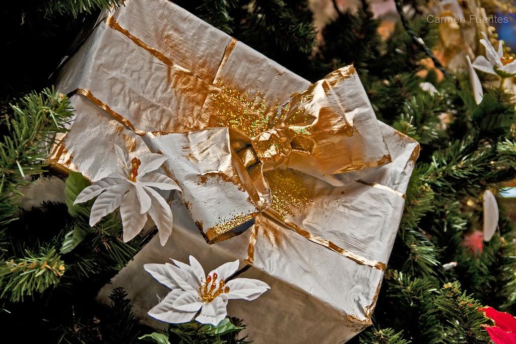 Reiki a los regalos navideños