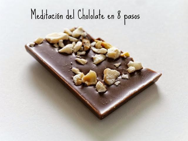 Meditación del chocolate – 8 pasos, sin tener que visualizar