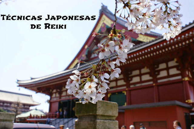 Técnicas japonesas de Reiki y en qué nivel se aprenden
