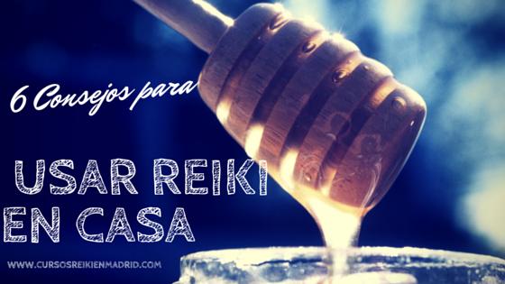 6 momentos para tu práctica de Reiki en casa