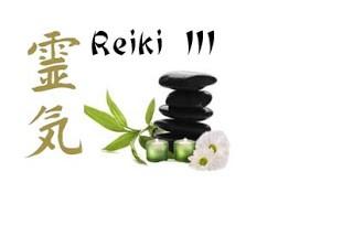 Curso Tercer nivel de Reiki en Madrid