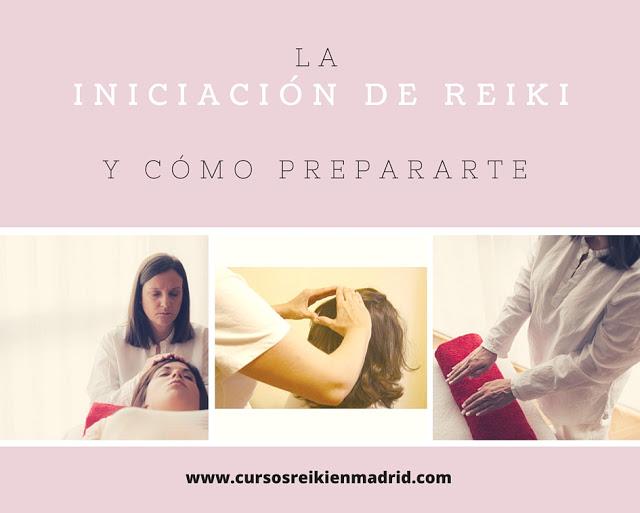 La iniciación de Reiki y cómo prepararte