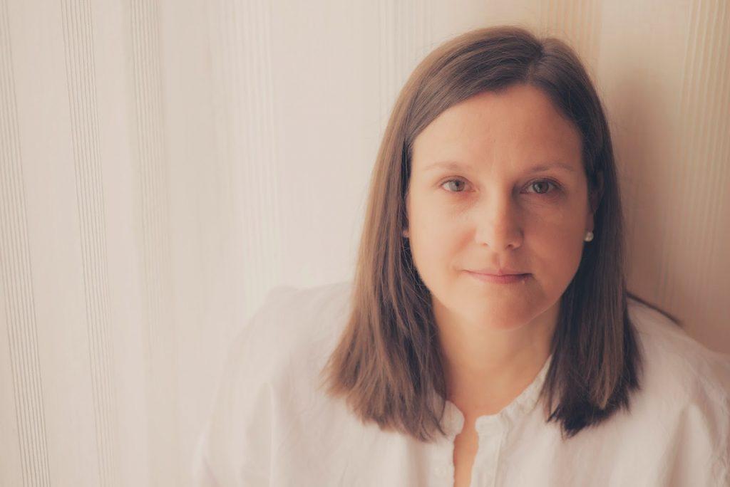 Susana Garcia Maestra de Reiki Madrid