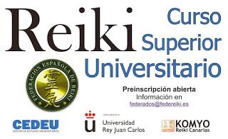 Reiki en la Universidad Rey Juan Carlos