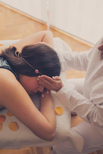 Tratamiento reiki migrañas