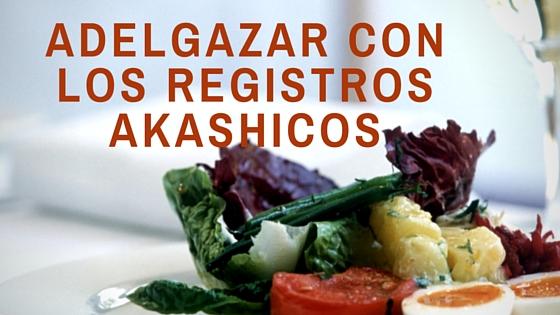 Registros Akashicos para perder peso